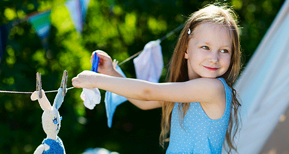 Leikki on tärkeää lapsen kehitykselle