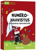 Numerohaavistus-tekemiskortit 6-11 v