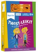 Twist-leikit-tekemiskortit 5-12 v
