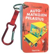 Automatkojen pelastus -avaimenperäpakka 5-12 v