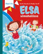 Elsa uimahallissa -lastenromaani