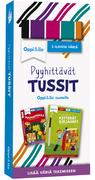 Pyyhittävät TUSSIT: 5 tussia puuhakorteille ja kyyhittäville puuhakirjoille