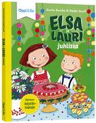 ELSA JA LAURI JUHLISSA