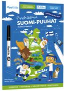 Pyyhittävät Suomi-puuhat